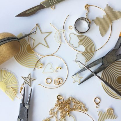 Handmade Jewellery from Marmalade Design